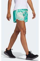 Adidas Turquesa de Mujer modelo M10 Q2 SHORT W Shorts Deportivo