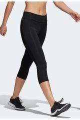 Capri de Mujer Adidas Gris oscuro D2M RR SOLID3/4