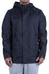 CAT Negro de Hombre modelo forecast rain trench jacket Casacas Deportivo