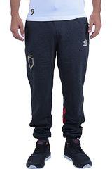 Pantalón de Hombre Umbro Plomo sash jogger pant