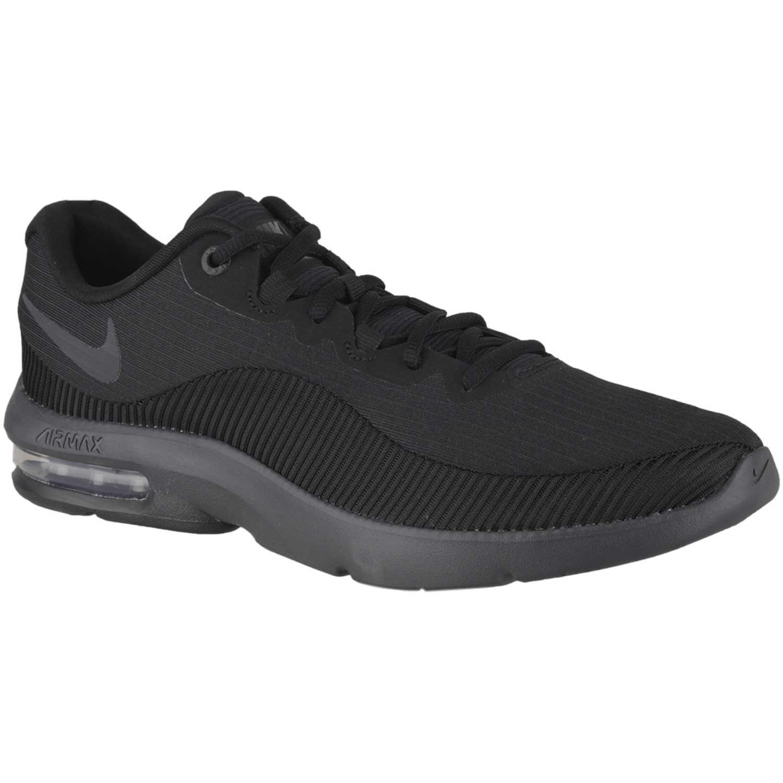 Zapatilla de Hombre Nike Negro nike air max advantage 2