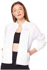Polera de Mujer Puma Negro / blanco fusion track jacket