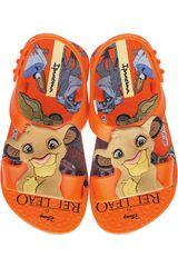 Sandalia de Bebito Disney IPANEMA CLASSICOS DISNEY BABY Naranja